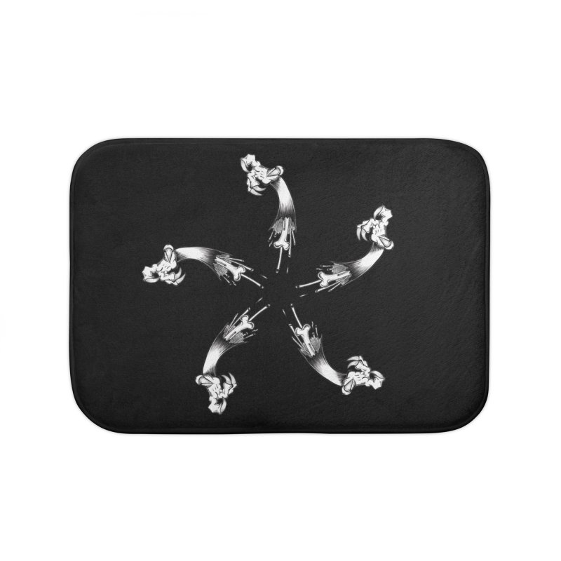 Star of  Vengeance  Home Bath Mat by thewayofpk - wear 2 scare