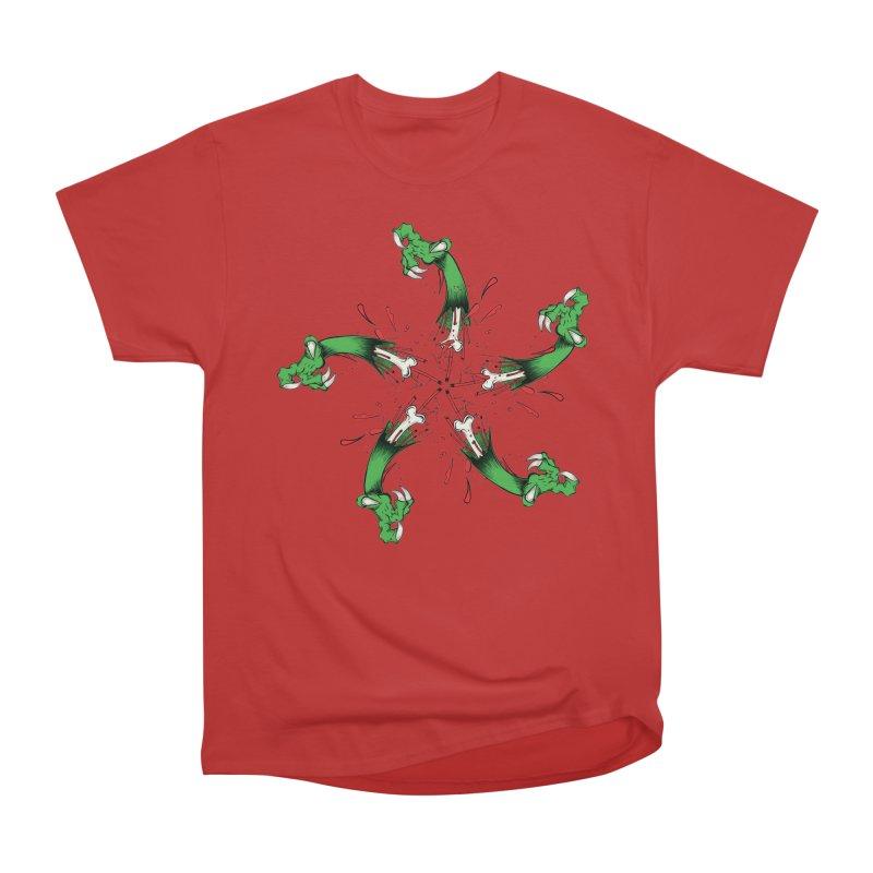 Star of Vengeance/ Circle of Violence Series  02  Women's Heavyweight Unisex T-Shirt by THEWAYOFPK