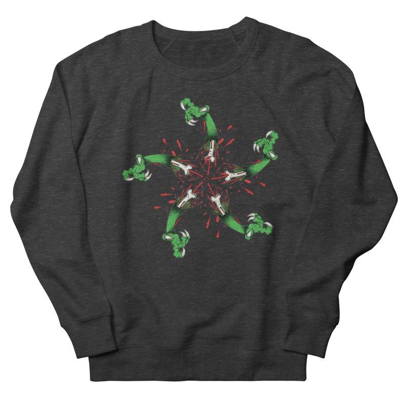Star of Vengeance/ Circle of Violence Series  02  Men's Sweatshirt by thewayofpk