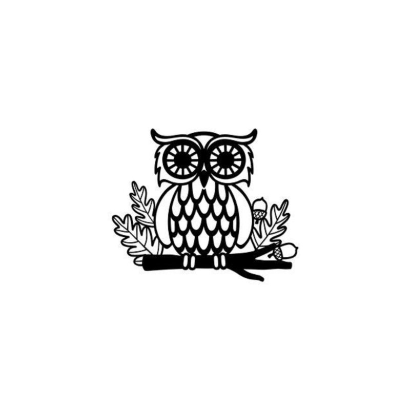 blackwhiteowl by The Ways of The Old's Artist Shop