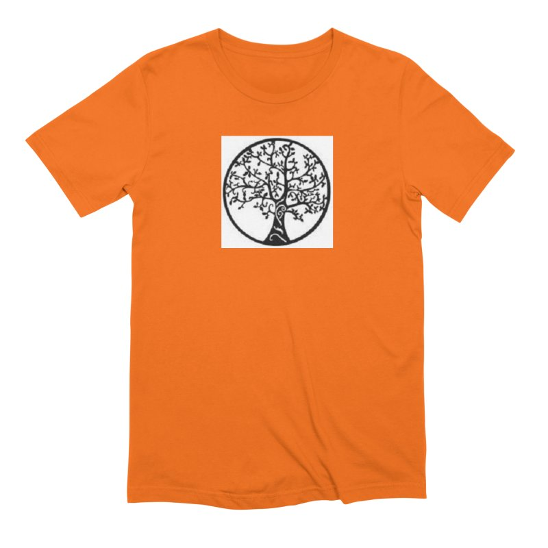 Blackwhitetree Men's Extra Soft T-Shirt by The Ways of The Old's Artist Shop