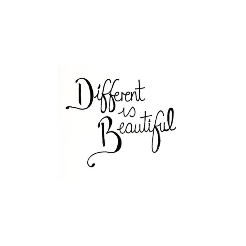 Different is Beautiful by The Ways of The Old's Artist Shop