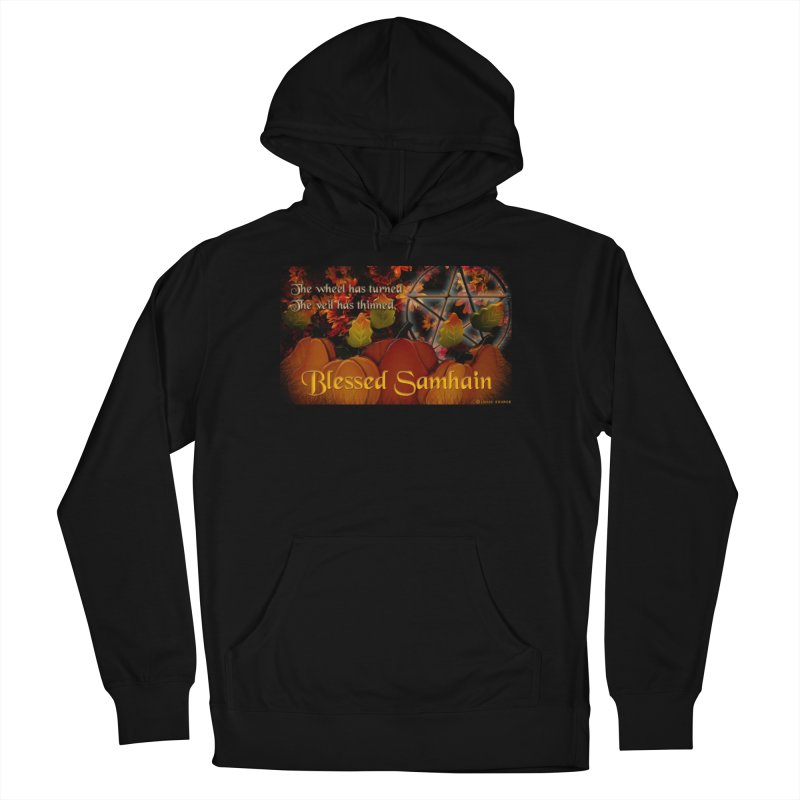 TheWheelHasTurned Men's French Terry Pullover Hoody by The Ways of The Old's Artist Shop