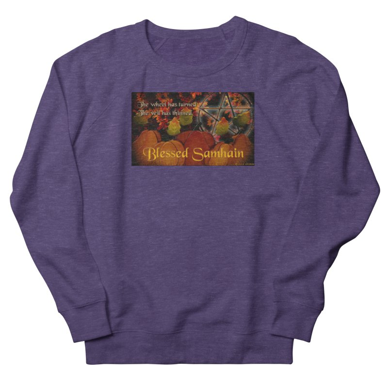 TheWheelHasTurned Men's French Terry Sweatshirt by The Ways of The Old's Artist Shop