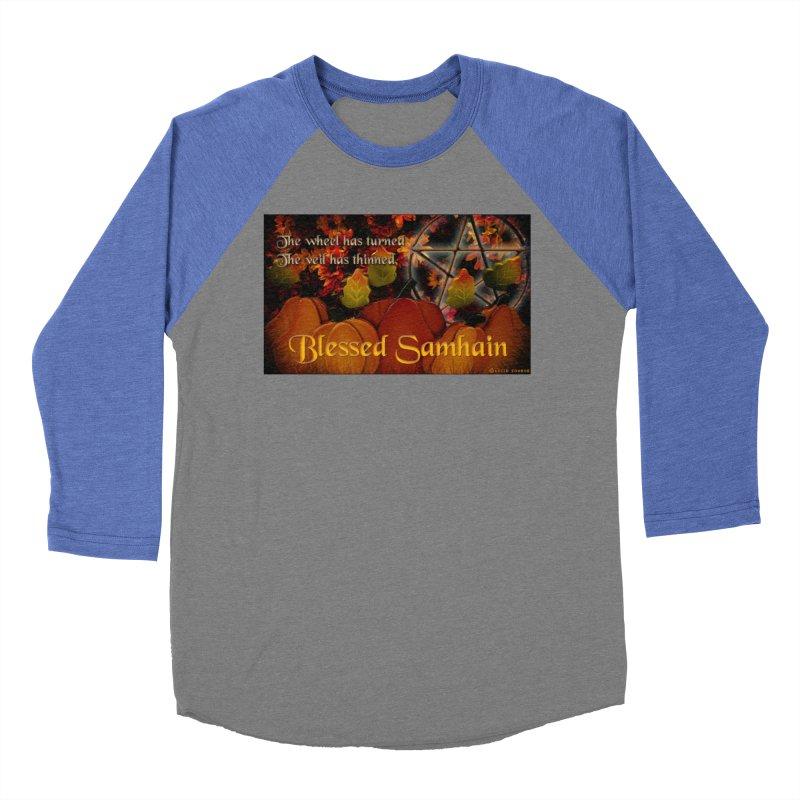 TheWheelHasTurned Women's Baseball Triblend Longsleeve T-Shirt by The Ways of The Old's Artist Shop