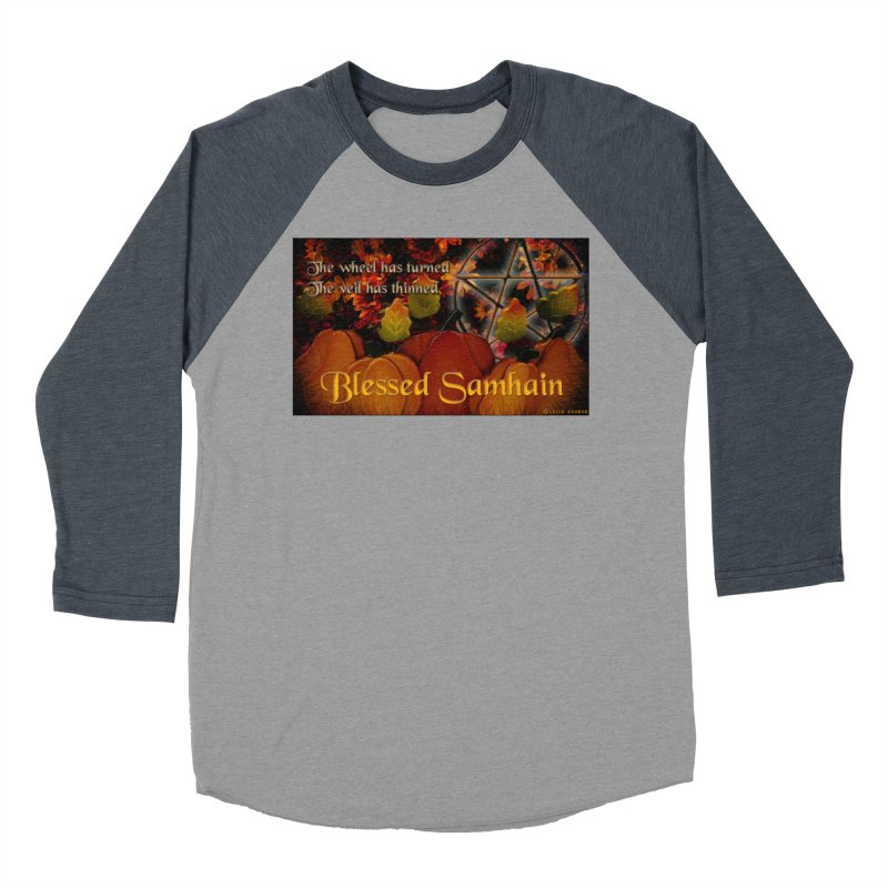 TheWheelHasTurned Men's Baseball Triblend Longsleeve T-Shirt by The Ways of The Old's Artist Shop