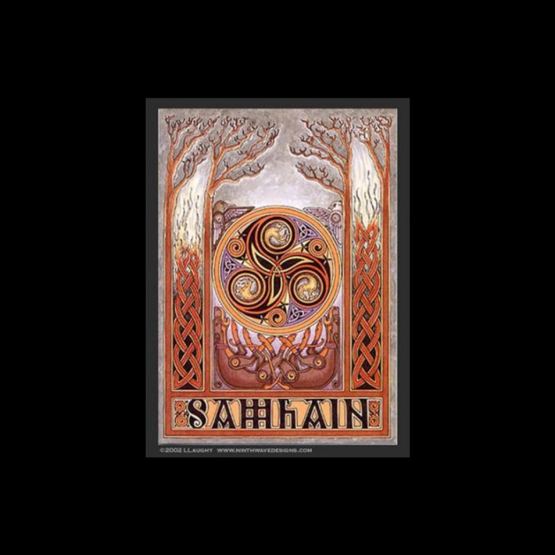Samhain by The Ways of The Old's Artist Shop