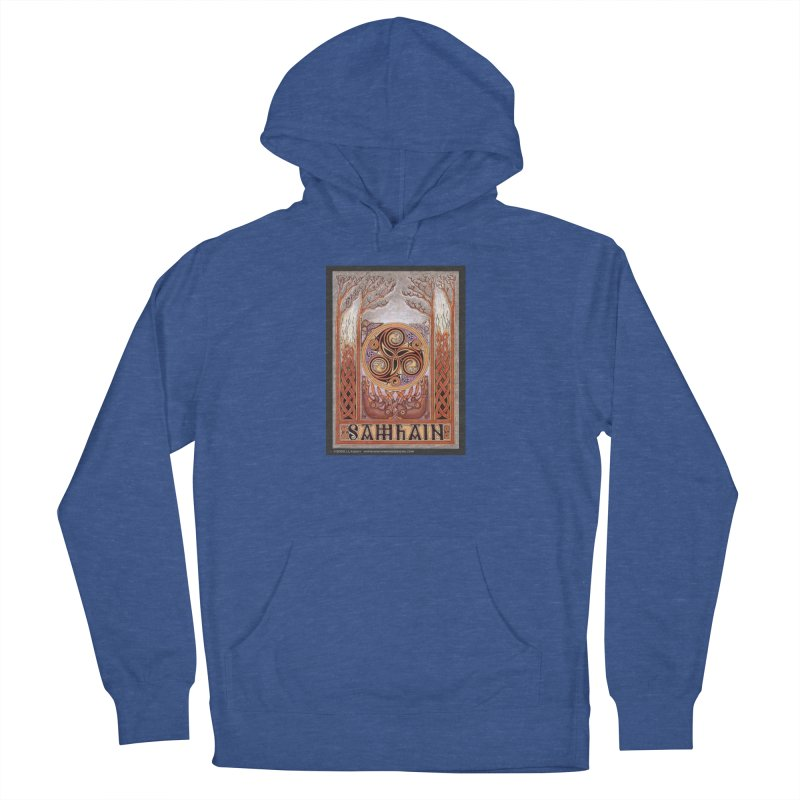 Samhain Women's French Terry Pullover Hoody by The Ways of The Old's Artist Shop