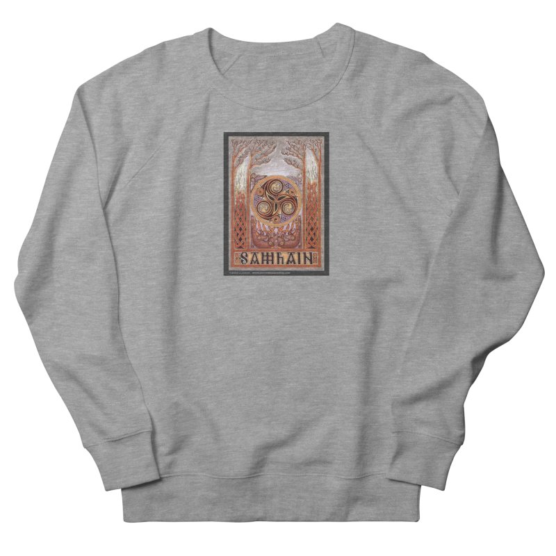 Samhain Men's French Terry Sweatshirt by The Ways of The Old's Artist Shop