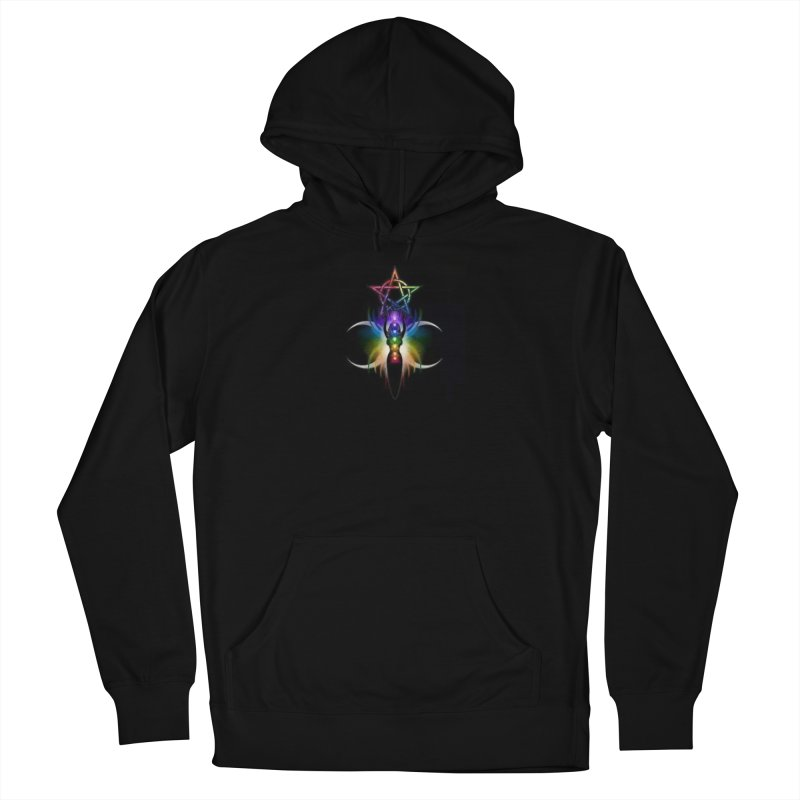 GoddessMoon Women's French Terry Pullover Hoody by The Ways of The Old's Artist Shop