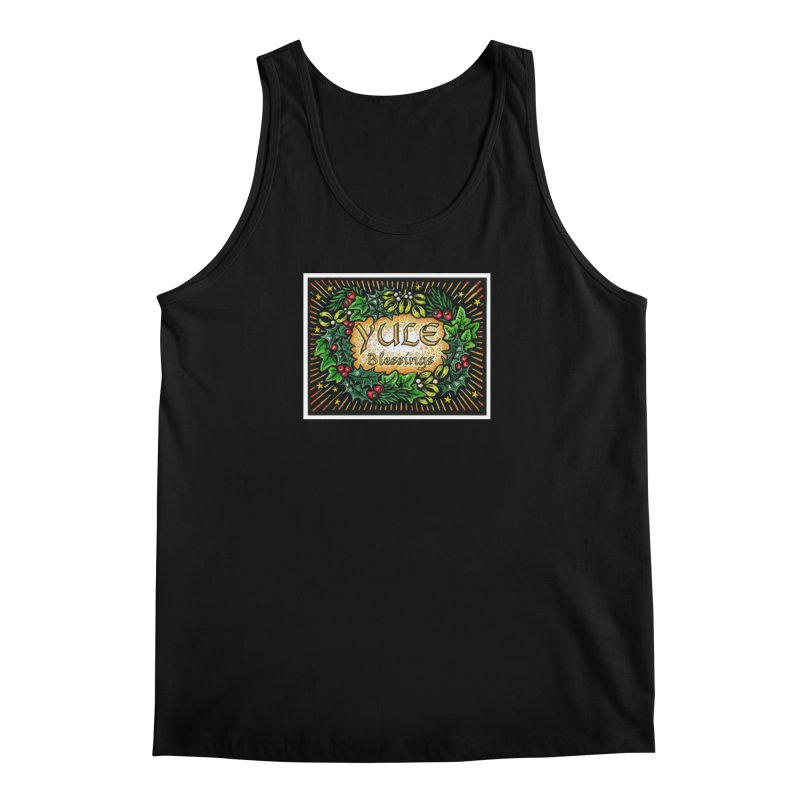 YuleBlessings Men's Regular Tank by The Ways of The Old's Artist Shop