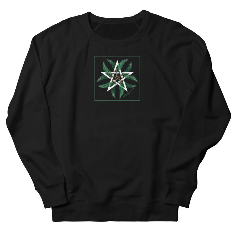 YuleQuarters Women's French Terry Sweatshirt by The Ways of The Old's Artist Shop