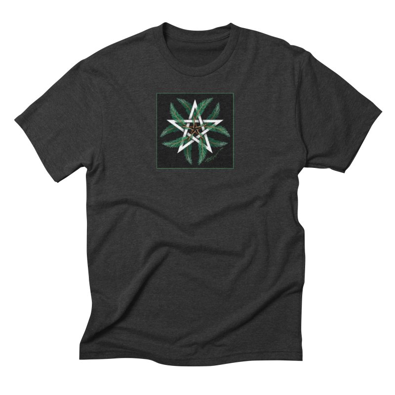 YuleQuarters Men's Triblend T-Shirt by The Ways of The Old's Artist Shop