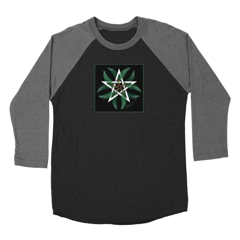 YuleQuarters Men's Baseball Triblend Longsleeve T-Shirt by The Ways of The Old's Artist Shop