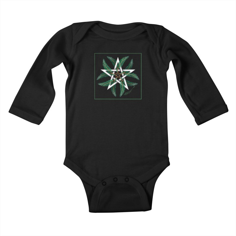 YuleQuarters Kids Baby Longsleeve Bodysuit by The Ways of The Old's Artist Shop