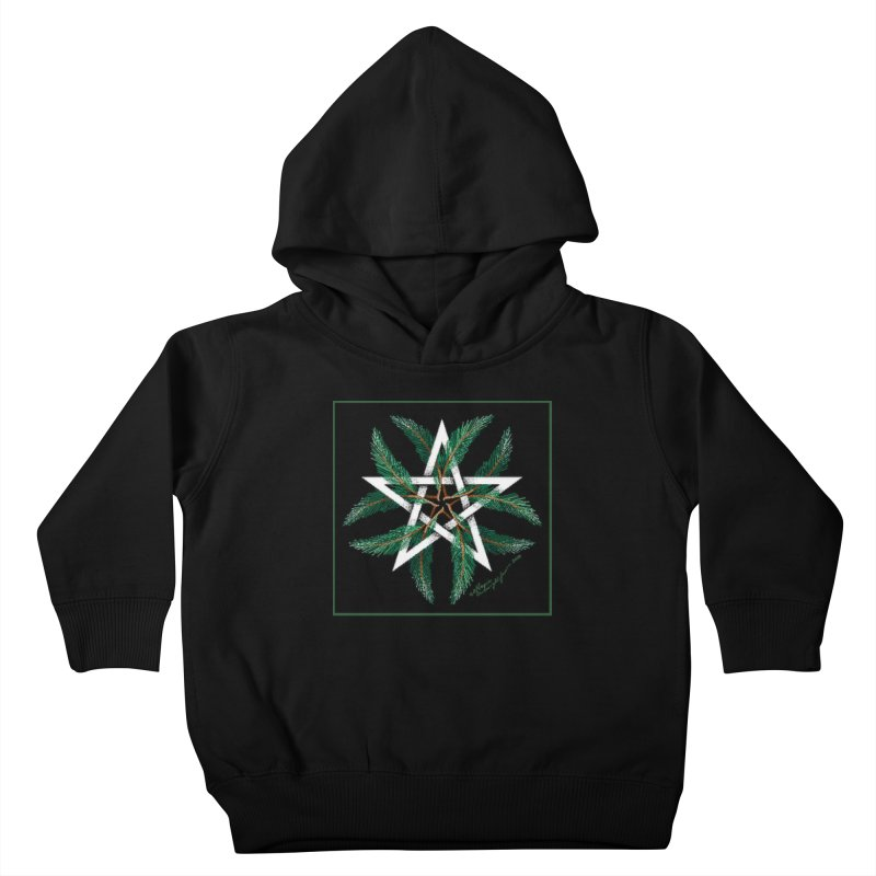 YuleQuarters Kids Toddler Pullover Hoody by The Ways of The Old's Artist Shop