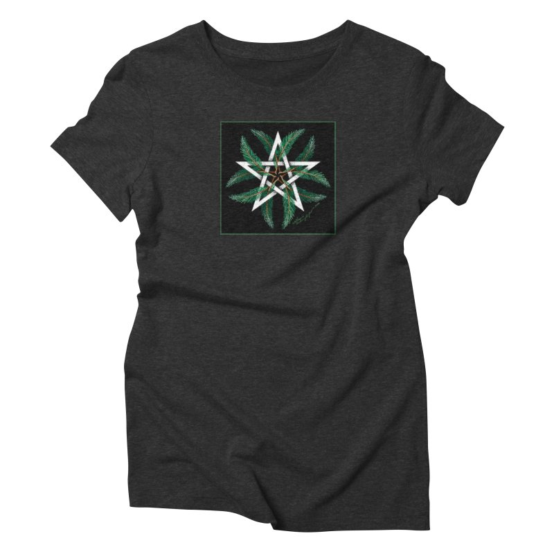 YuleQuarters Women's Triblend T-Shirt by The Ways of The Old's Artist Shop