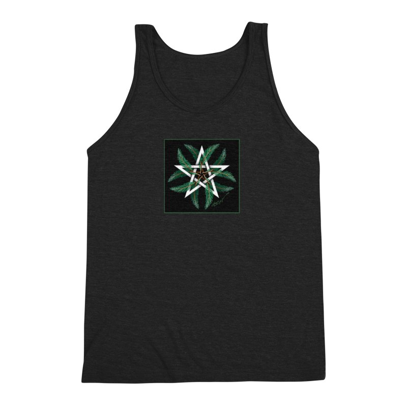YuleQuarters Men's Triblend Tank by The Ways of The Old's Artist Shop