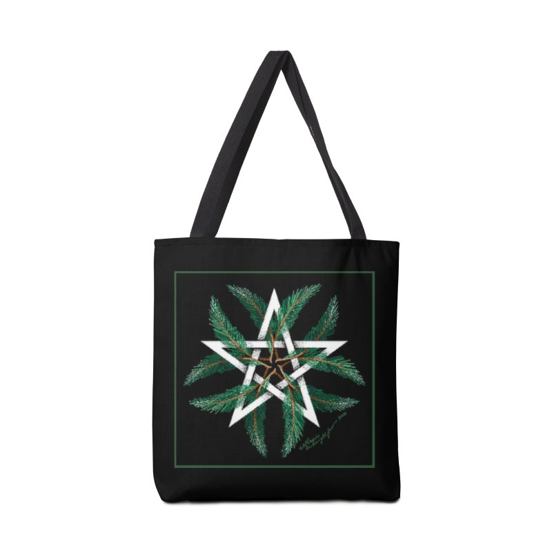 YuleQuarters Accessories Tote Bag Bag by The Ways of The Old's Artist Shop