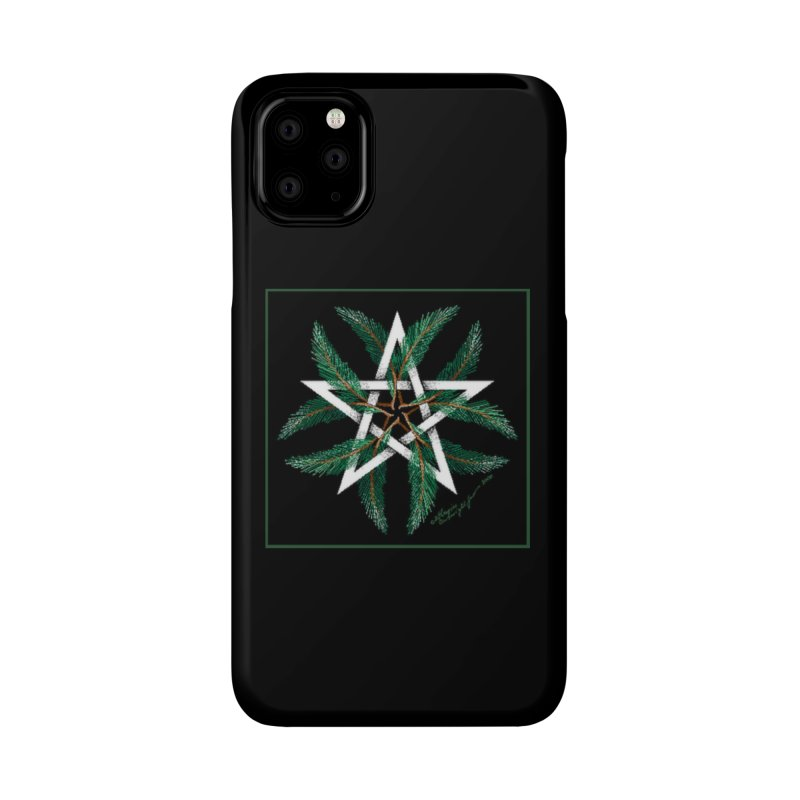 YuleQuarters Accessories Phone Case by The Ways of The Old's Artist Shop