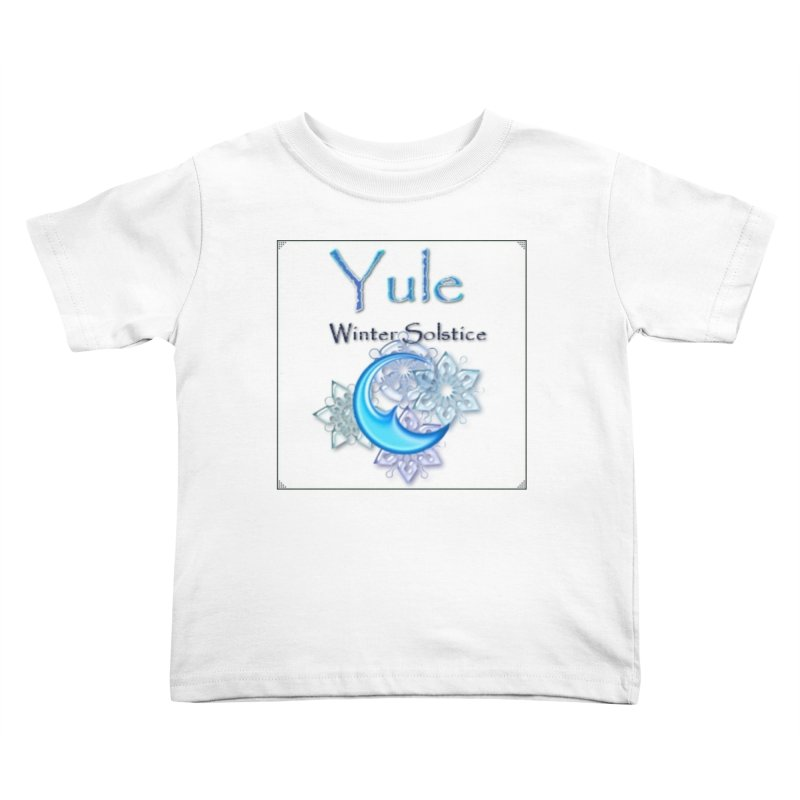 YuleSolstice Kids Toddler T-Shirt by The Ways of The Old's Artist Shop