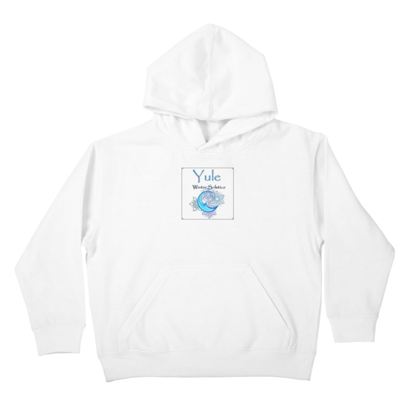 YuleSolstice Kids Pullover Hoody by The Ways of The Old's Artist Shop