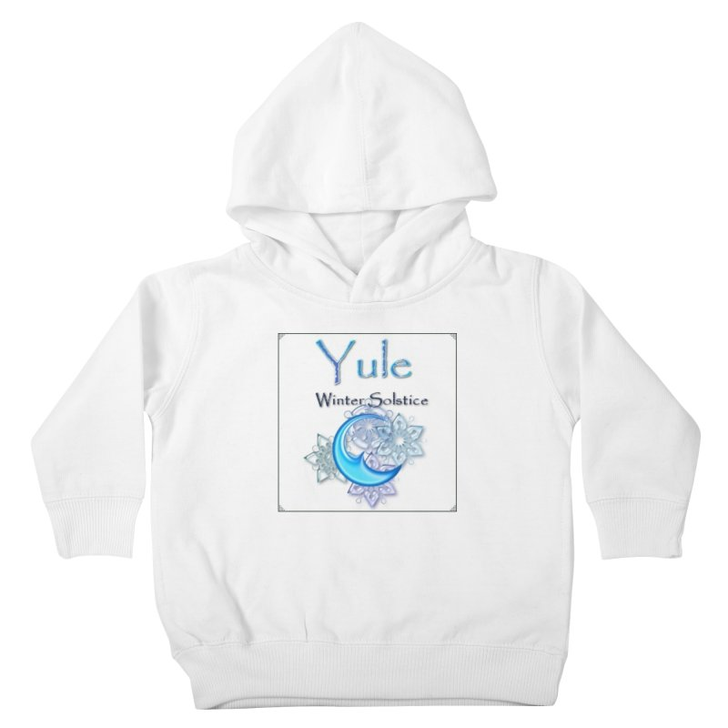 YuleSolstice Kids Toddler Pullover Hoody by The Ways of The Old's Artist Shop