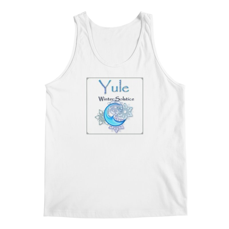 YuleSolstice Men's Regular Tank by The Ways of The Old's Artist Shop