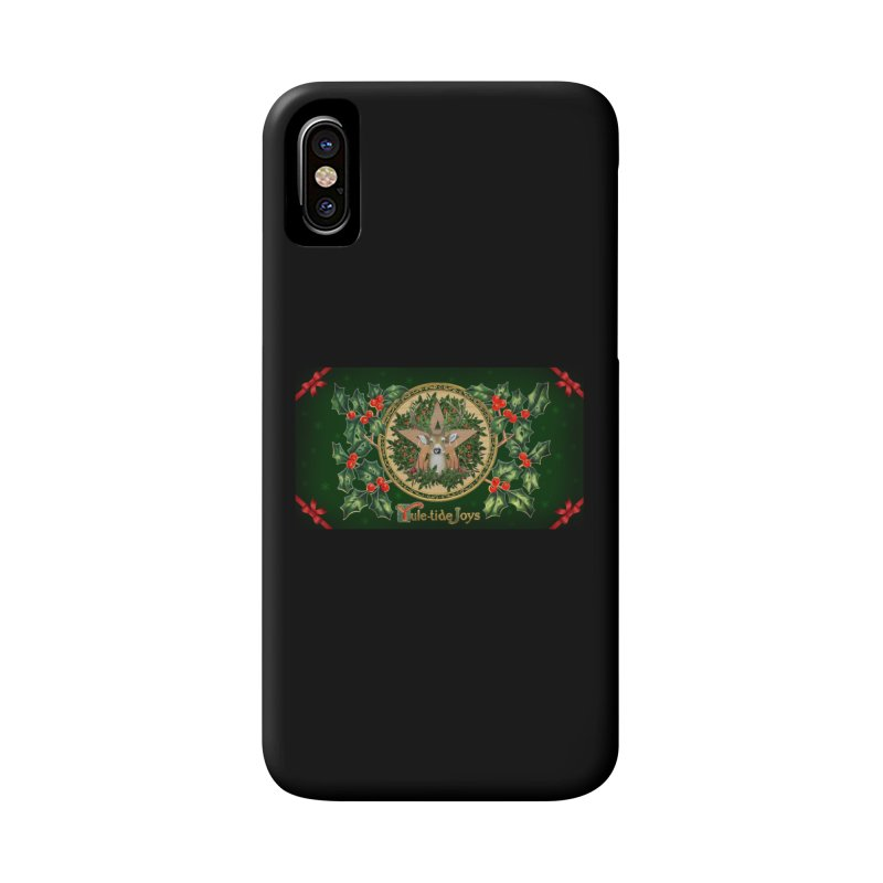 Yule-Tide Joys Accessories Phone Case by The Ways of The Old's Artist Shop