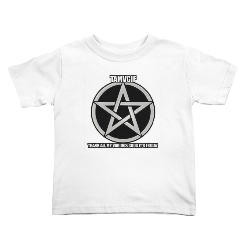 tamvgit Kids Toddler T-Shirt by The Ways of The Old's Artist Shop