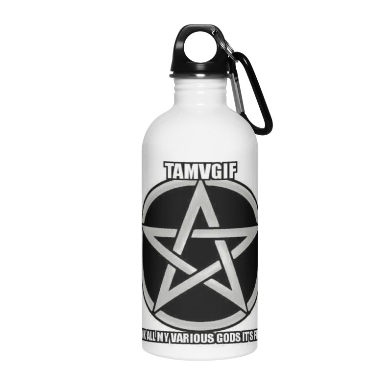 tamvgit Accessories Water Bottle by The Ways of The Old's Artist Shop
