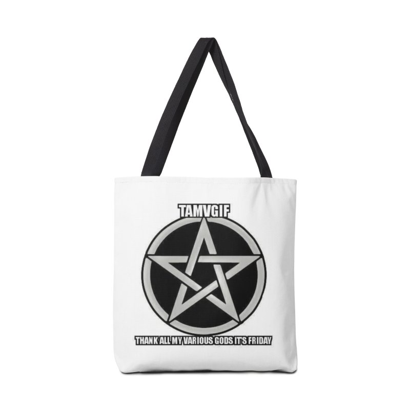 tamvgit Accessories Tote Bag Bag by The Ways of The Old's Artist Shop