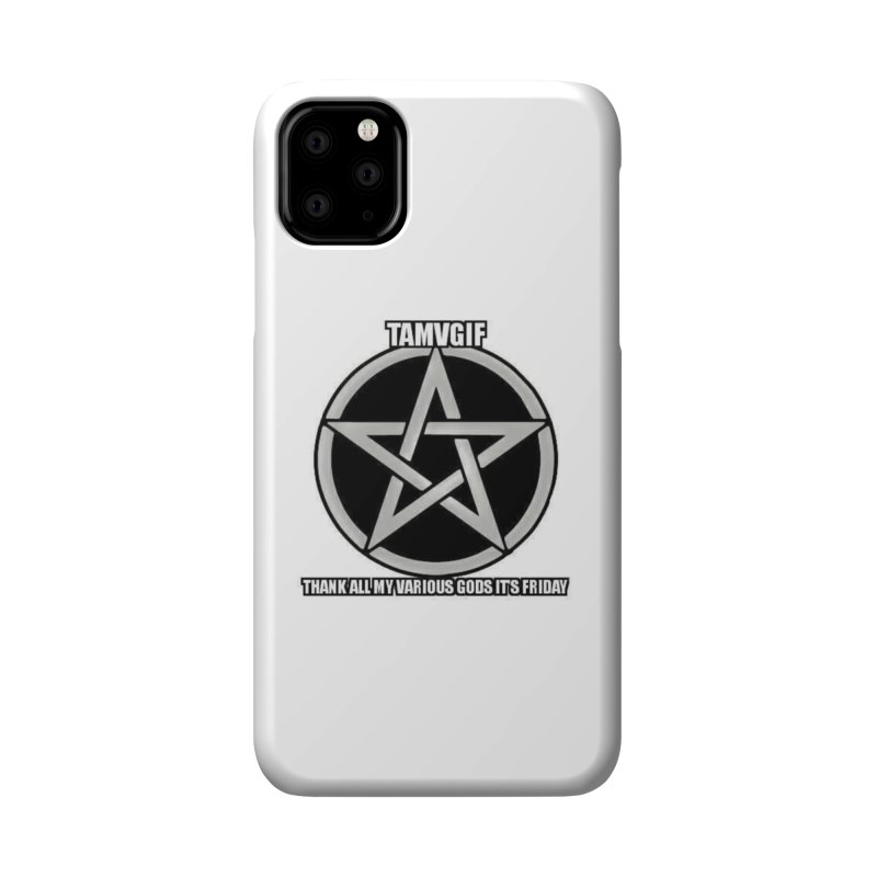 tamvgit Accessories Phone Case by The Ways of The Old's Artist Shop