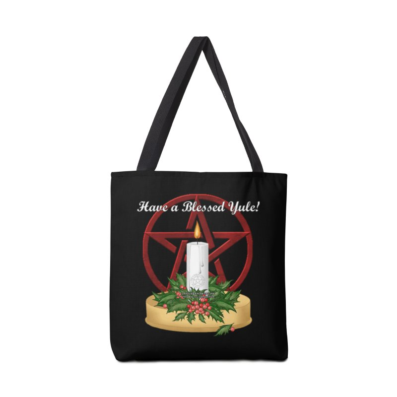 HaveABlessedYule Accessories Tote Bag Bag by The Ways of The Old's Artist Shop