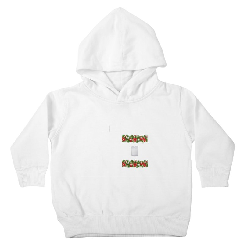 whitecandlegarland Kids Toddler Pullover Hoody by The Ways of The Old's Artist Shop