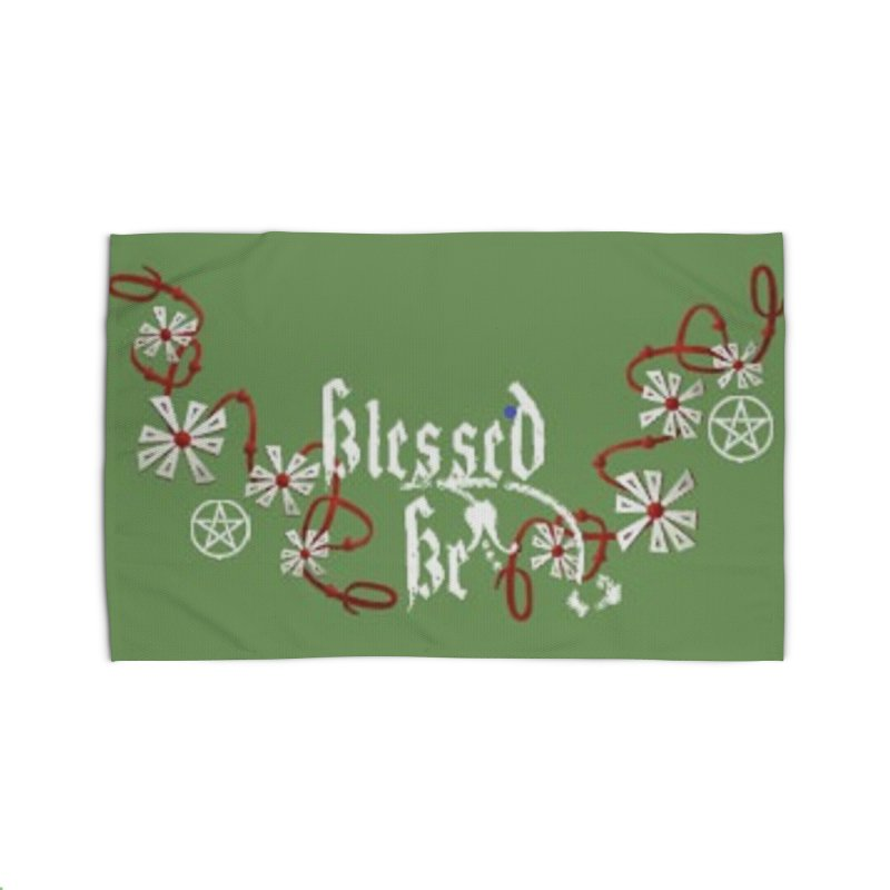 Blessed Be Home Rug by The Ways of The Old's Artist Shop