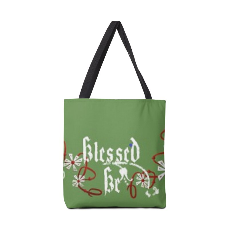 Blessed Be Accessories Tote Bag Bag by The Ways of The Old's Artist Shop