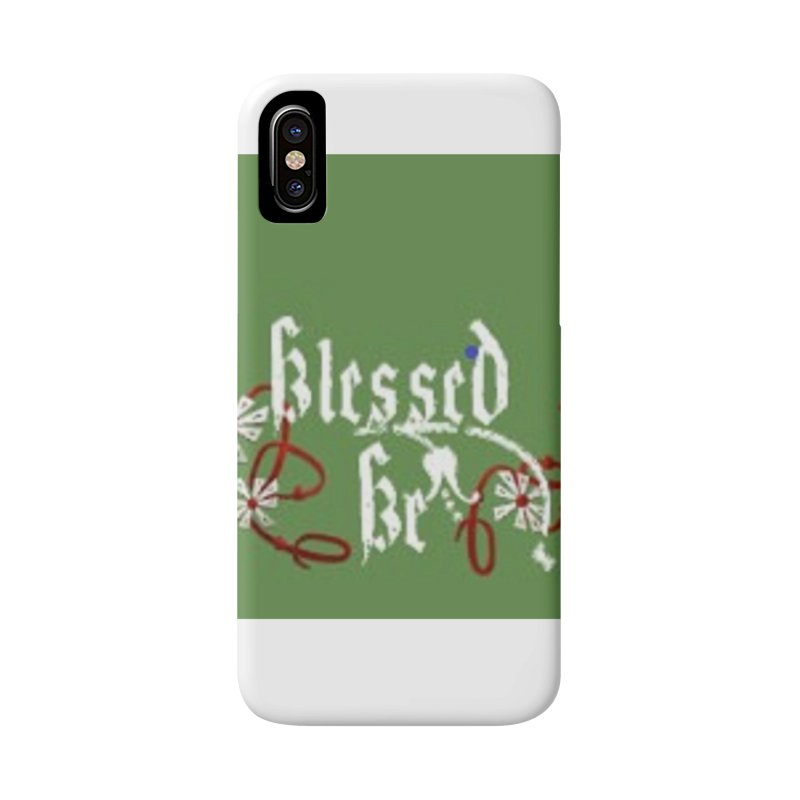 Blessed Be Accessories Phone Case by The Ways of The Old's Artist Shop