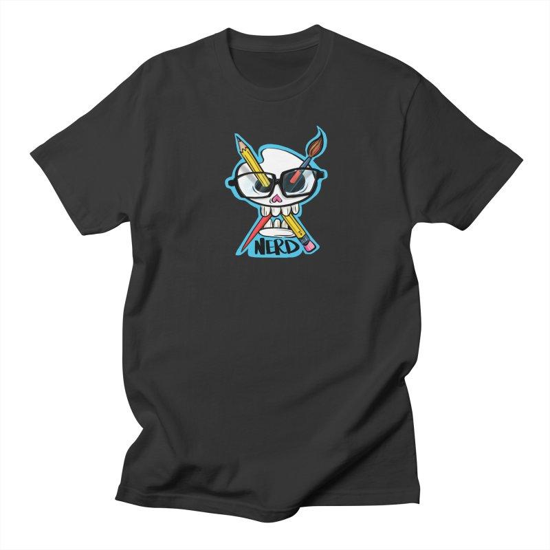 art nerd Men's T-Shirt by thewendylady's Artist Shop