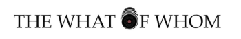 thewhatofwhom's Artist Shop Logo
