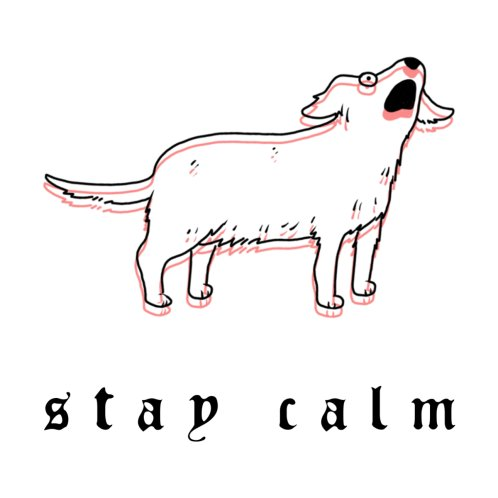 Design for Stay Calm and Cool