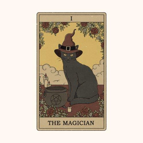 Design for The Magician - Cats Tarot
