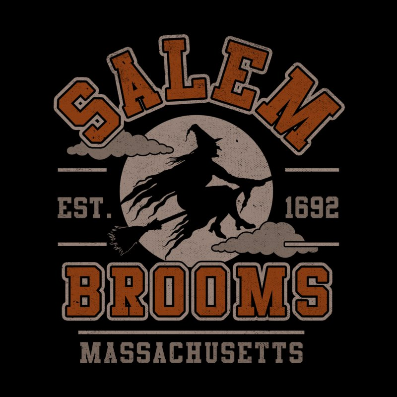 Salem Brooms Women's Sweatshirt by Thiago Corrêa