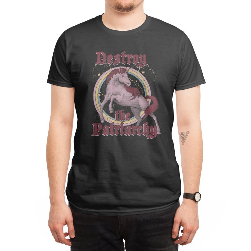 Destroy the Patriarchy Men's T-Shirt by