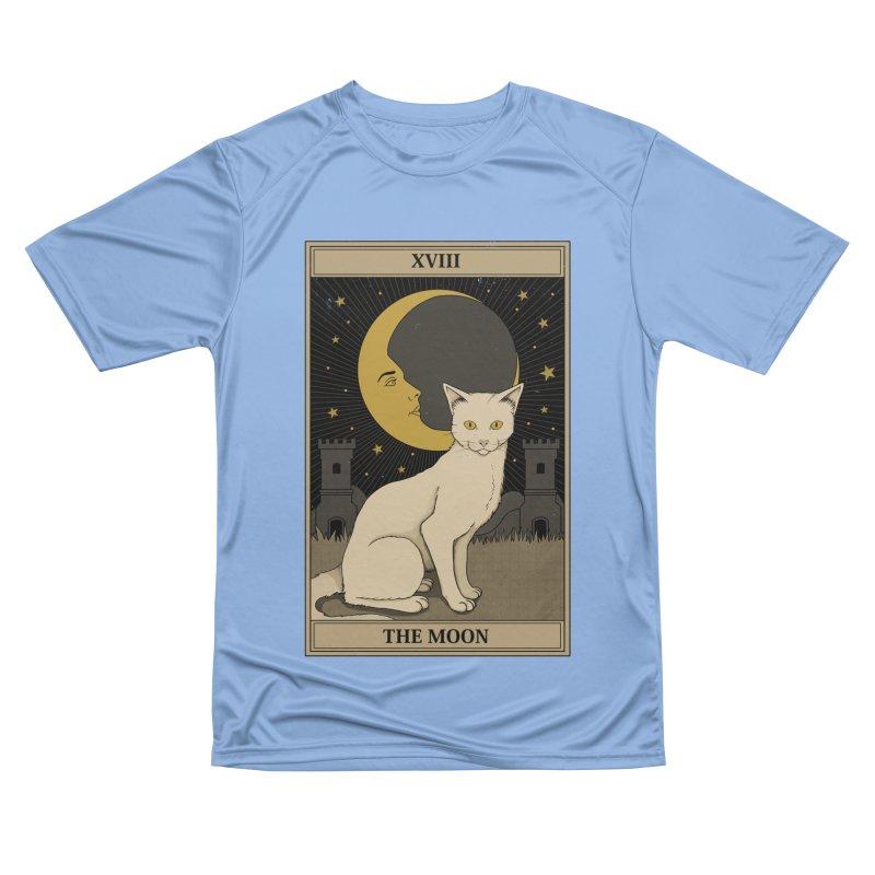 The Moon Women's T-Shirt by thiagocorreamellado's Artist Shop