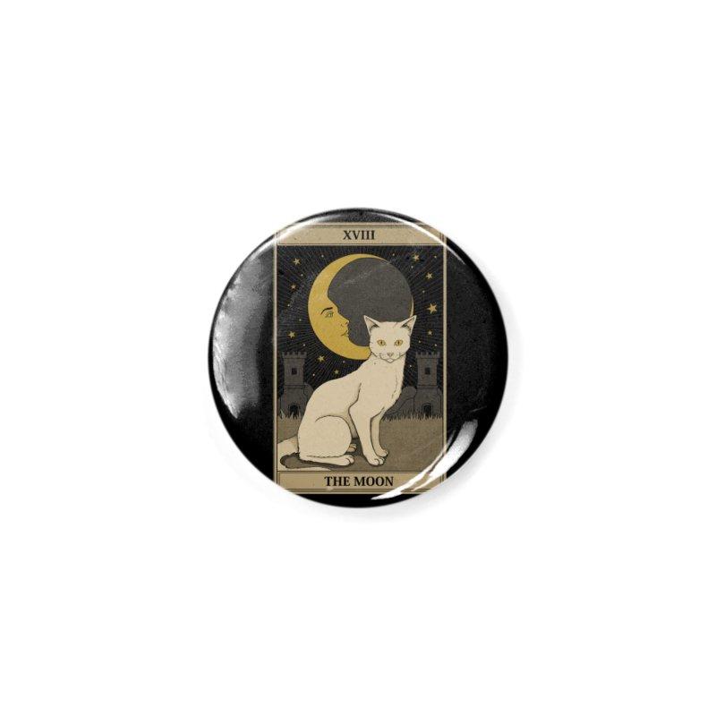 The Moon Accessories Button by Thiago Corrêa