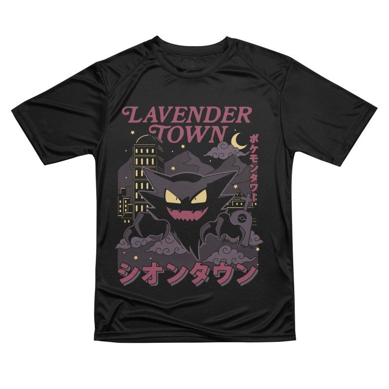 Lavender Town Men's T-Shirt by thiagocorreamellado's Artist Shop