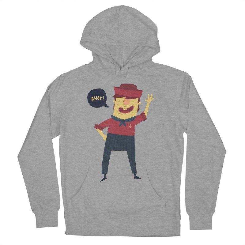 Ahoy! Men's Pullover Hoody by thiagoegg's Artist Shop