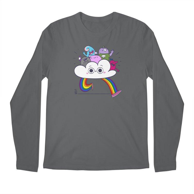 Cloud of diversity Men's Regular Longsleeve T-Shirt by thiagoegg's Artist Shop