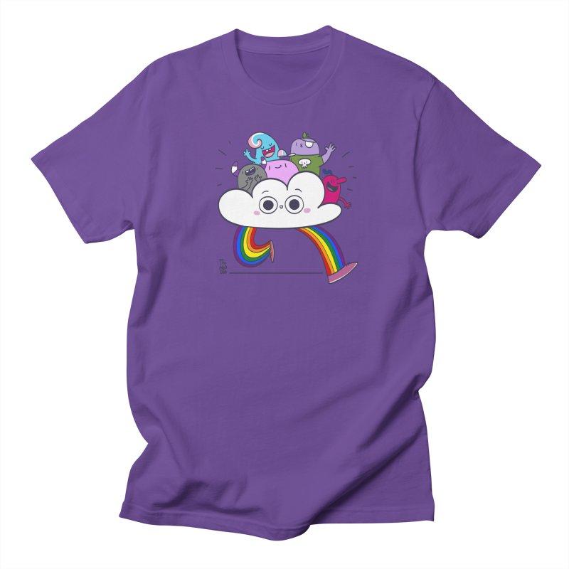 Cloud of diversity Men's Regular T-Shirt by thiagoegg's Artist Shop